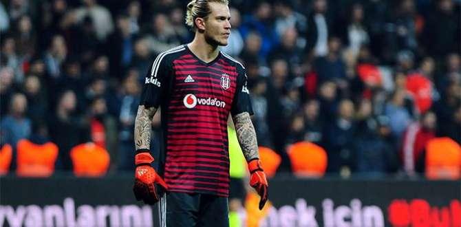 Beşiktaş, Loris Karius ile yollarını ayırdı