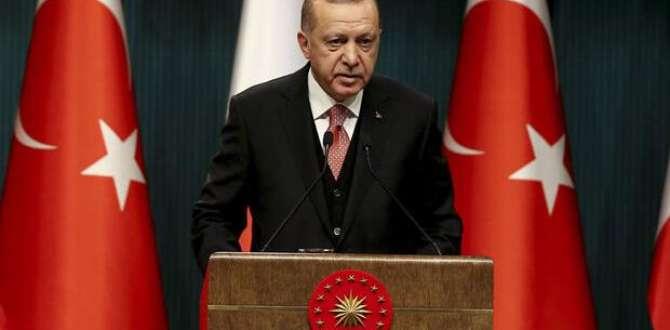 Cumhurbaşkanı Erdoğan, Mirziyoyev ile görüştü