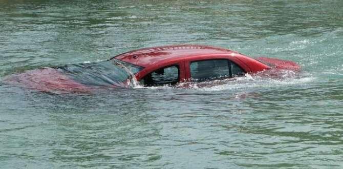 Sulama kanalına uçtu! 2 kişi yaralandı…