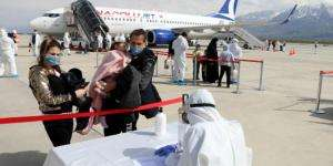 Suudi Arabistan'dan getirilen 173 kişi, Erzincan'da karantinaya alındı