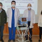 4 Türk bilim insanı UV-C sterilizatör tasarladı